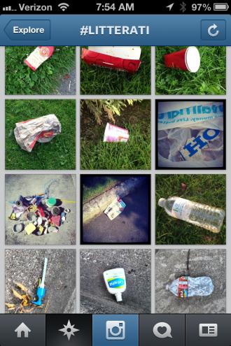 #Litterati