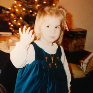 Happy Holidays from Little Me!