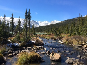 Does it get any better?! Give someone a parks pass so they can experience things like Indian Peaks Wilderness in colorful Colorado.